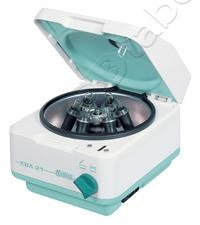 Hettich eba 21 centrifuge w/ 1118-01 rotor | marshall scientific.