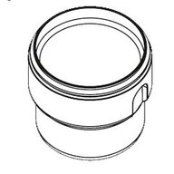 750 ml round metal bucket