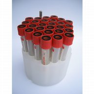 27-place adapter for 13 x 75-100mm blood tubes