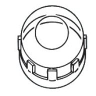 Sealing lid for bucket A1381