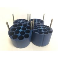 Set of 4 adapters 14 x 10/15 ml vac