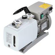 Ilmvac P6Z, two stage rotary vane pump