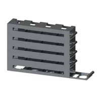 Drawer rack for standard 3 inch high boxes for Lexicon II models with 3 inner door configuration